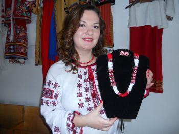 В обласному краєзнавчому музеї представляє свої твори заслужений діяч  мистецтв України eb2dfe193f8ec